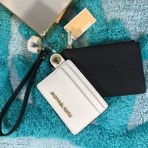 Michael Kors Small Card Case Duo Gift Box
